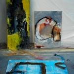Malerei lernen im Atelier