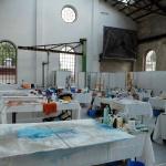 Malen lernen im Atelier